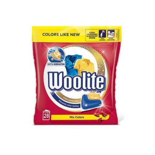 Kapsułki WOOLITE Mix Color 28 sztuk