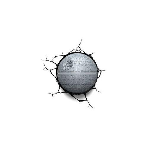 Kanlux 15216 - Reflektor punktowy Kinkiet 3D STAR WARS DEATH STAR LED/3xAA - sprawdź w wybranym sklepie