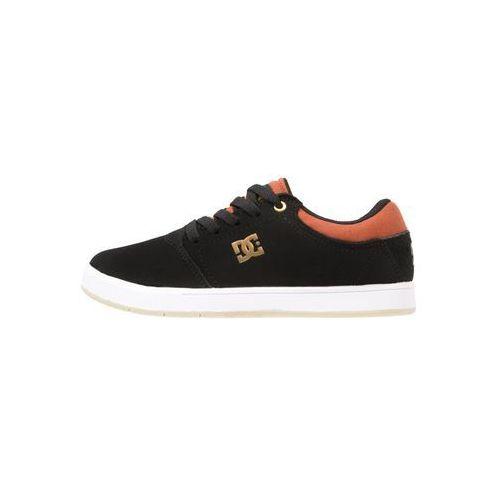 DC Shoes CRISIS Tenisówki i Trampki black/brown/white (3613372339974)