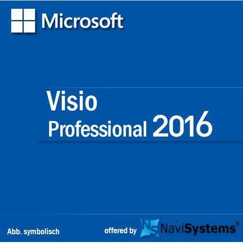 Microsoft Visio Professional 2016 PL