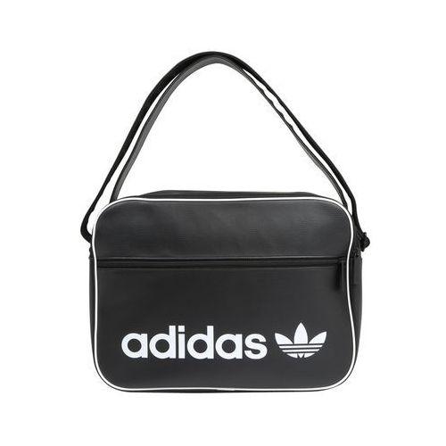 torba na ramię 'airliner' czarny / biały marki Adidas originals