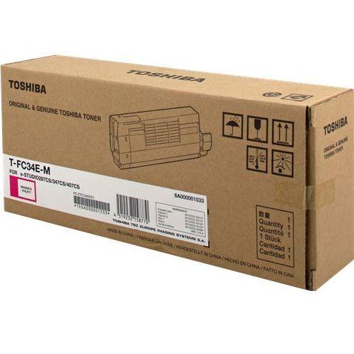 Toshiba toner Magenta T-FC34E-M, TFC34EM, 6A000001533, T-FC34EM