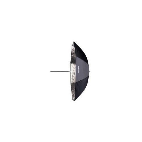 parasol shallow 105cm srebrny/czarny marki Elinchrom