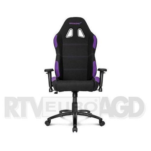 Akracing gaming chair k7012 (czarno-fioletowy)