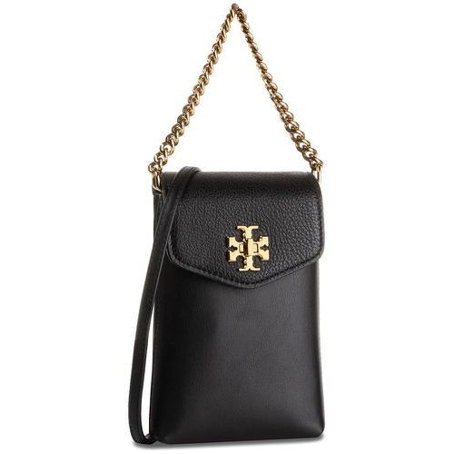 Torebka TORY BURCH - Kira Mixed-Materials Phone Cross-Body 56328 Black 001