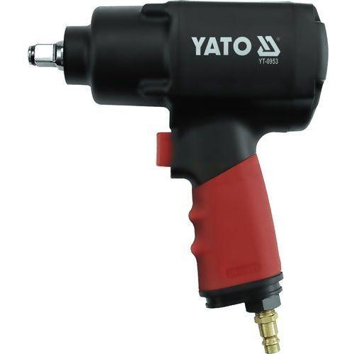 """YATO Klucz pneumatyczny 1/2"""" 1356 Nm YT-0953 DZWOŃ I NEGOCJUJ 694 574 960 (5906083909535)"""