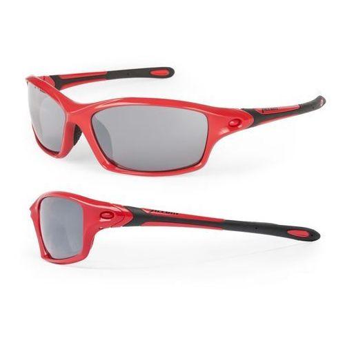 Accent Okulary sidewind czerwone (5906720870662)