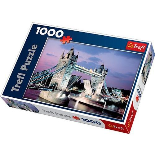 Puzzle TREFL Tower Bridge 10101 (1000 elementów) (5900511101010)
