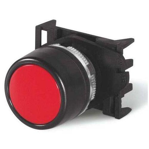 Przycisk z ukrytym czołem czerwony PPRN1