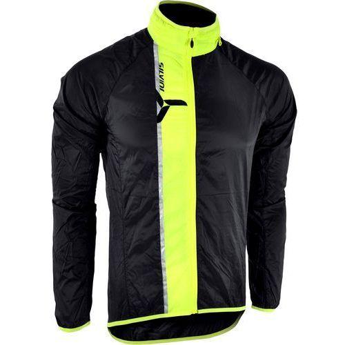 kurtka rowerowa gela mj801 black-neon s marki Silvini