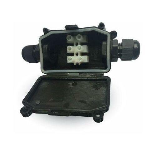 V-tac v-tac puszka mufa hermetyczna czarna vt-7224 sku 3578 - rabaty za ilości. szybka wysyłka. profesjonalna pomoc techniczna.