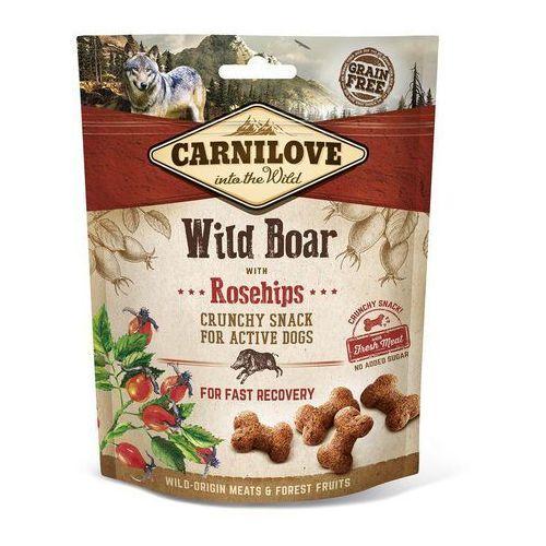 (bez zařazení) Carnilove dog wild boar/rosehips - 200g