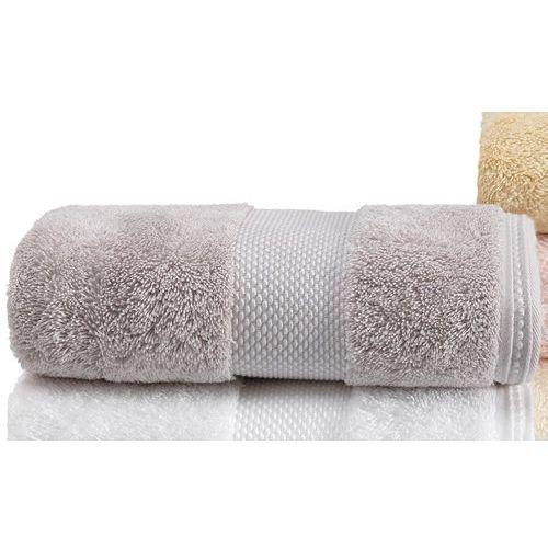 Luksusowe ręczniki kąpielowe DELUXE 75x150cm Jasnoszary, 8190