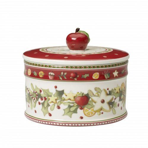 - winter bakery delight średnie pudełko na ciastka wymiary: 11 x 13 cm marki Villeroy & boch