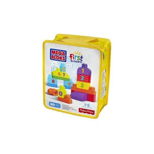 Mega Bloks First Builders Liczymy 123