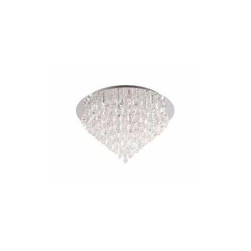 corleone c0045 plafon lampa sufitowa 14x20w g4 chrom / kryształ marki Maxlight