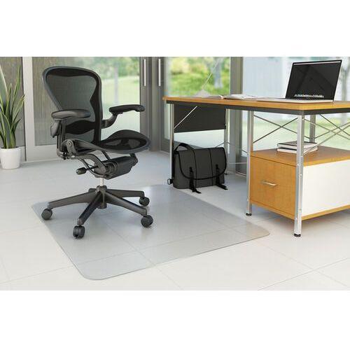Q-connect Mata pod krzesło , na podłogi twarde, 152,4x116,8cm, prostokątna