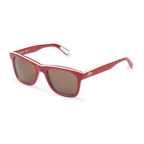 Okulary przeciwsłoneczne uniseks LACOSTE - L781S-84, STOCKPL-L781S_615