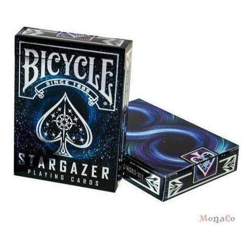 Karty Bicycle Stargazer-USPC Karty Bicycle Stargazer-USPC
