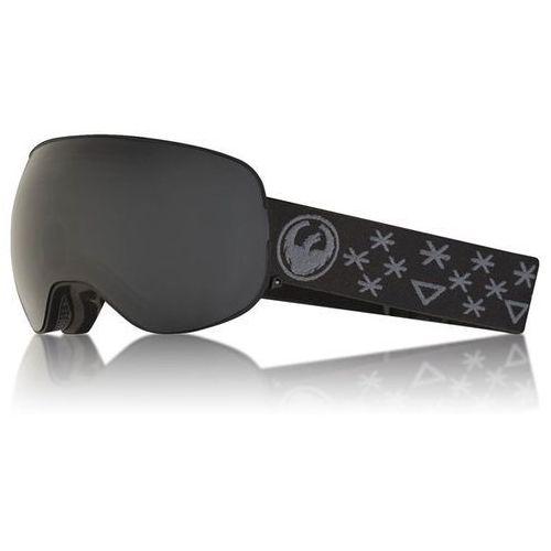 gogle snowboardowe DRAGON - X2 Four Iguchisig/Dksmk+flashblue (359) rozmiar: OS