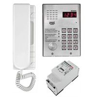 1062/h311 zestaw domofonowy 2-przewodowy basic horizontal  marki Miwi-urmet