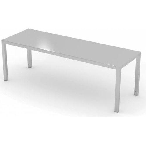 Nadstawka na stół jednopoziomowa   szer: 600-1400 mm   gł: 400 mm marki Polgast