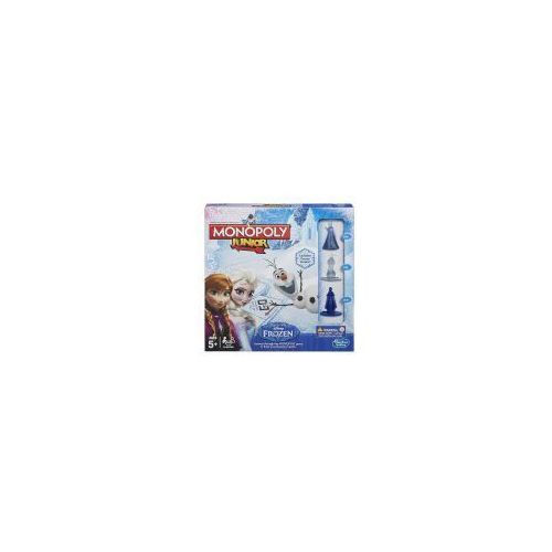 OKAZJA - Hasbro Monopoly junior frozen edition