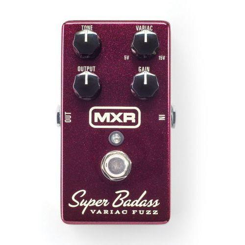 m236 - super badass variac fuzz efekt gitarowy marki Mxr