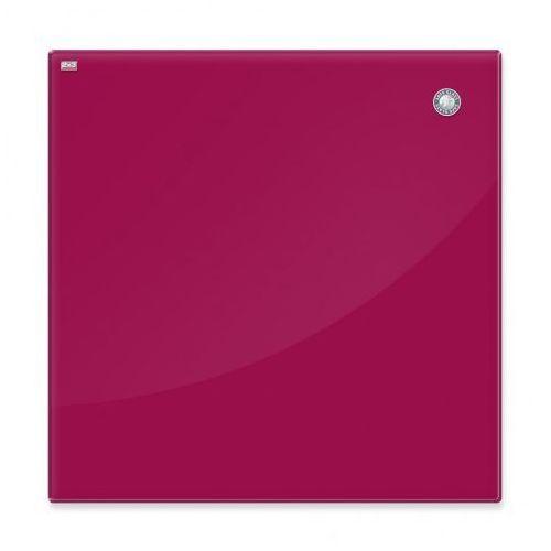 2x3 Tablica szklana 120x90 cm czerwona - promocja isp2018