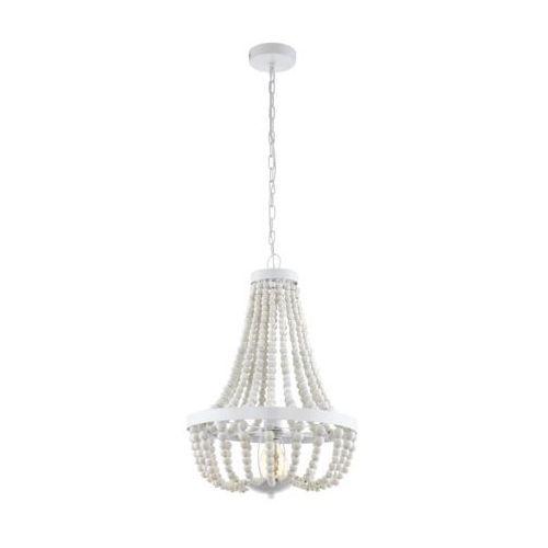 Barrhill 49607 lampa wisząca vintage loft eglo wood marki Eglo vintage