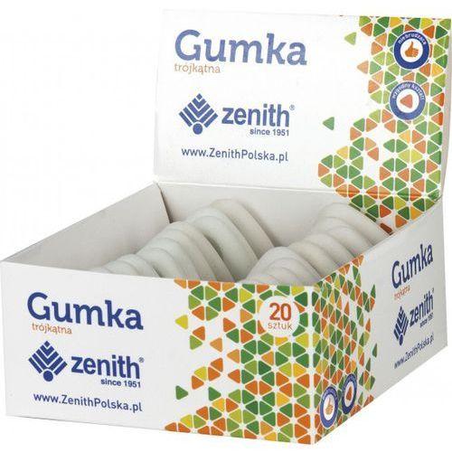 Zenith Gumka do ścierania trójkątna [20 szt.] (5901137075266)