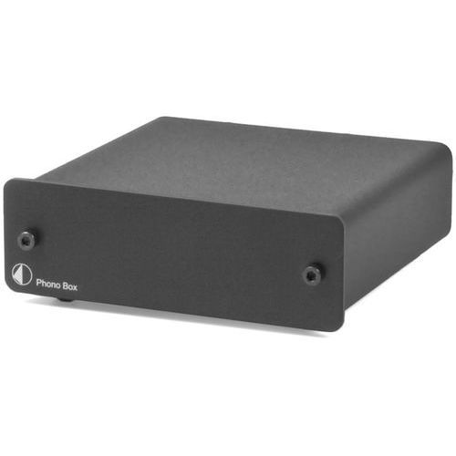 PRO-JECT AUDIO SYSTEMS PHONO BOX (DC) BLACK, PHONO BOX (DC) BLACK