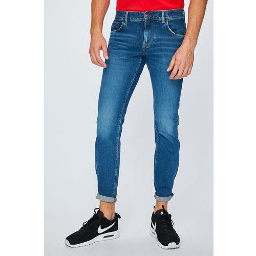 - jeansy denton marki Tommy hilfiger