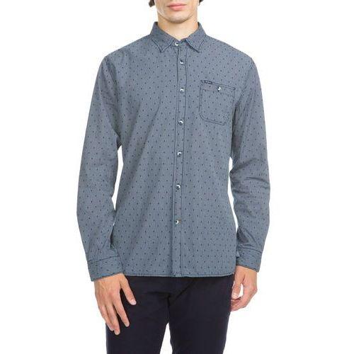 Pepe Jeans Raiden Shirt Niebieski S, kolor niebieski