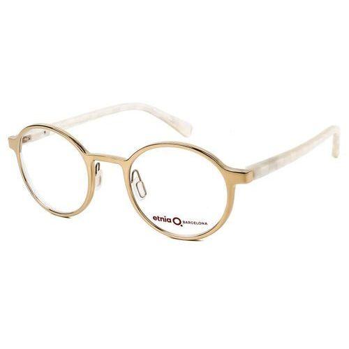 Etnia barcelona Okulary korekcyjne  yokohama gold