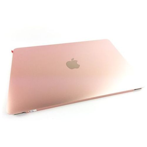 Espares24 Skrzydło lcd macbook retina 12 a1534 2015 2016 rose gold