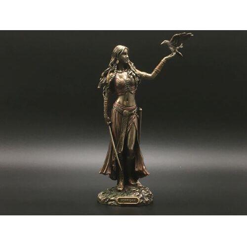 Morrigan – celtycka bogini narodzin, bitwy i śmierci wu77093a4 marki Veronese