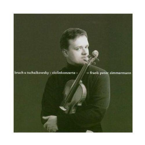 Bruch & Tschaikowsky: Violinkonzerte - Frank Peter Zimmermann (5099709312922)
