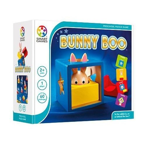 Smart games króliczek - smart games. darmowa dostawa do kiosku ruchu od 24,99zł marki Smartmax