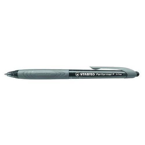 Długopis STABILO Performer+ czarny/szary 328/3-46