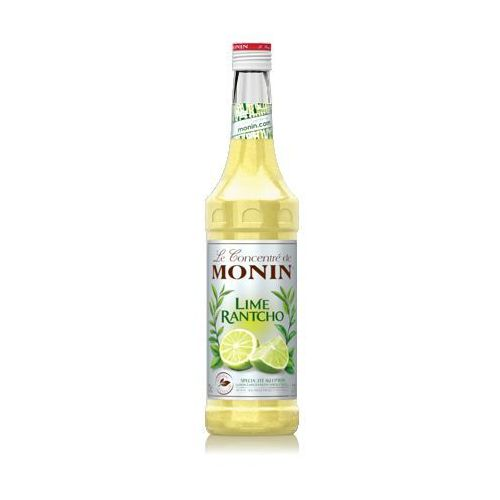 Monin koncentrat lime rantcho 0,7 l