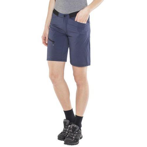 Haglöfs L.I.M Fuse Spodnie krótkie Kobiety niebieski 38 2018 Szorty syntetyczne, kolor niebieski