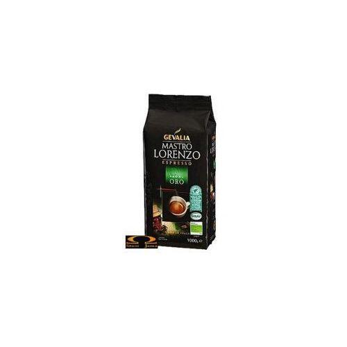 Kawa  mastro lorenzo espresso aroma oro 1kg marki Gevalia