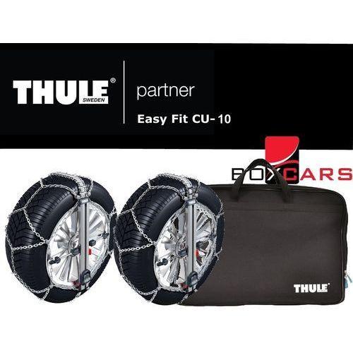 Łańcuchy śniegowe easy-fit 245 marki Thule