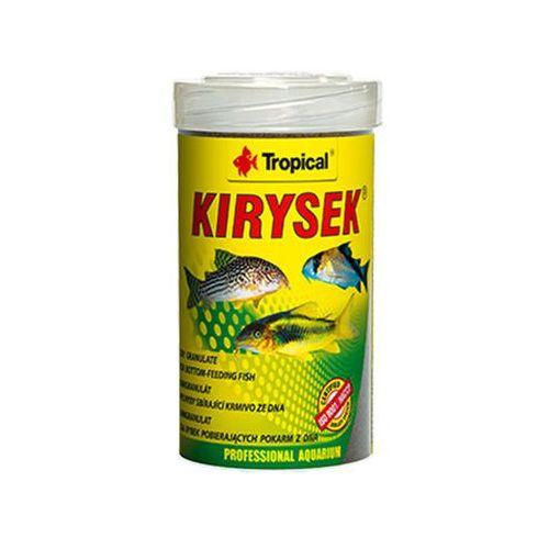 TROPICAL Kirysek - pokarm granulowany dla niewielkich ryb strefy dennej 100ml/68g