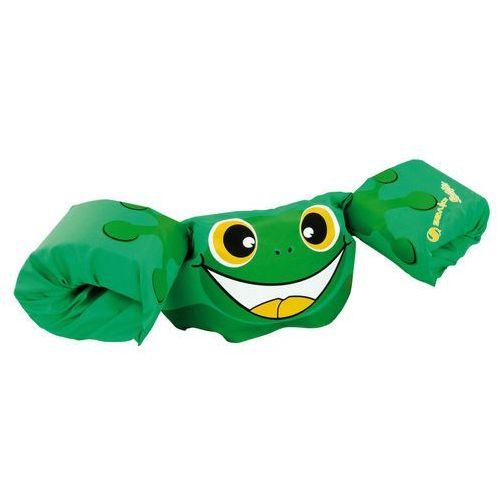 kamizelka asekuracyjna puddle jumper deluxe green frog marki Sevylor