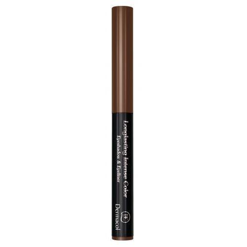 Dermacol Longlasting Intense Colour cień do powiek i eyeliner 2w1 odcień 07 1,6 g