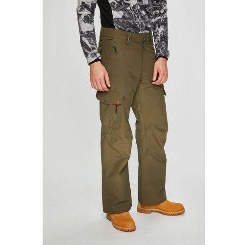 - spodnie snowboardowe marki Quiksilver