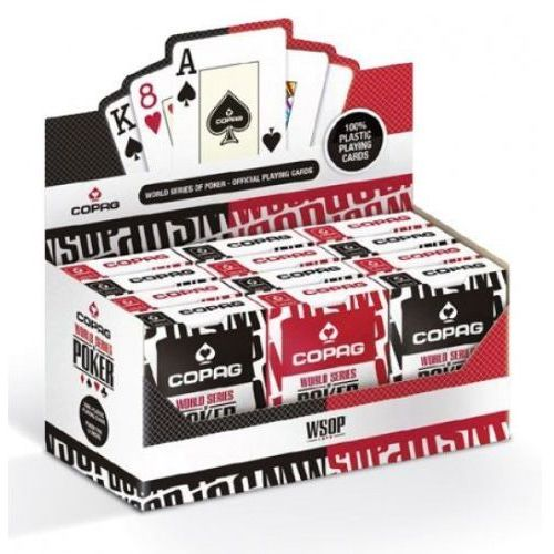 Karty do gry - COPAG WSOP CARTAMUNDI, 1_629457