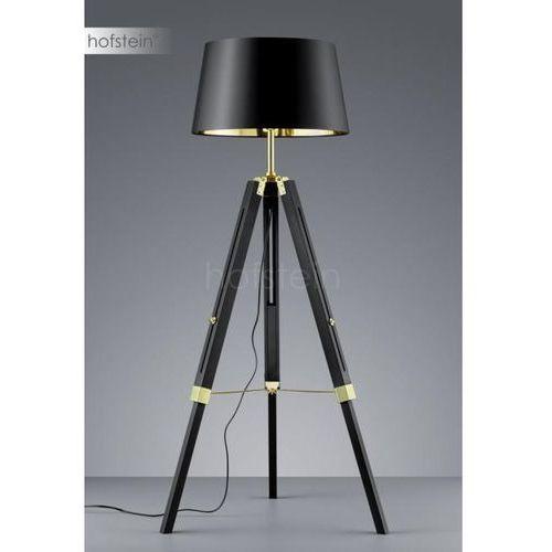 Trio -leuchten gent lampa stojąca czarny, 1-punktowy - skandynawski - obszar wewnętrzny - gent - czas dostawy: od 2-3 tygodni (4017807357882)